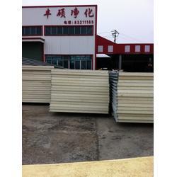 彩钢夹芯板 、滁州彩钢夹芯板、  苏州丰硕洁净图片