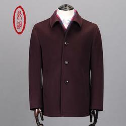 鼎铜服饰,纯羊毛大衣,男士品牌纯羊毛大衣图片