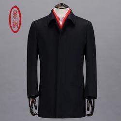 男士羊毛大衣|鼎铜服饰|男士羊毛大衣外套图片