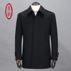 鼎铜服饰 新款纯羊绒大衣-纯羊绒大衣图片