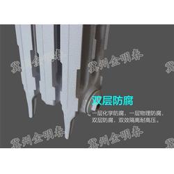 铸铁暖气片厂家_金明春暖气(在线咨询)_暖气片图片
