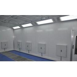 湖北水帘喷漆室、水帘喷漆室、勤弘机械(查看)图片