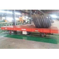 无锡勤弘机械(图)|四轮电动平板车|电动平板车图片