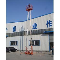 泉峰精品升降机|百色升降机|导轨链条式升降机图片