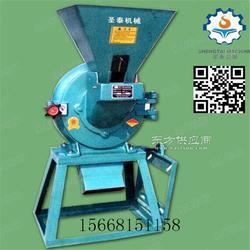 磨盘式粉碎机 自吸式粉碎机设备图片