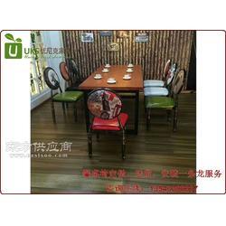 2017低价餐厅桌椅定制首选厂家 工厂直销低价餐厅桌椅首选厂家图片