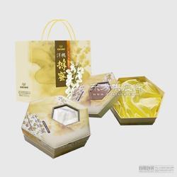 专业订制高档蜂蜜包装盒 蜂产品精品礼盒图片