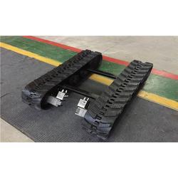 阿拉善盟橡胶履带底盘_力维机械质量上乘_橡胶履带底盘零售图片