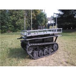 石家庄机器人履带底盘_力维机械质量上乘_机器人履带底盘直销图片