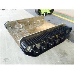 橡胶履带底盘生产厂家、河北橡胶履带底盘、力维机械品质保障图片