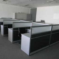 屏风办公桌生产厂家、屏风办公桌、森成办公家具(查看)图片