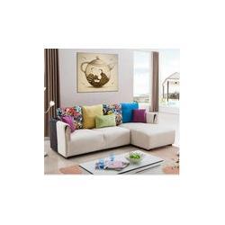 自由组合转角沙发图片