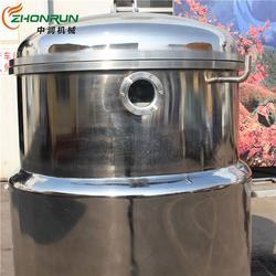 真空糖漬鍋質量保障 山東諸城中潤機械 云南真空糖漬鍋