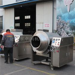 核桃仁滚筒炒制设备参数-核桃仁滚筒炒制设备-中润机械有限公司图片