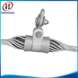 悬垂线夹标准OPGW光缆金具厂家双联悬垂串图片
