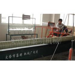 玻璃钢拉挤缠绕设备生产_广州缠绕设备_文登黎明机械厂(查看)图片