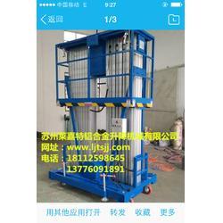 铝合金升降机|莱嘉特升降机(在线咨询)|徐州铝合金升降机图片