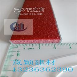 坡道防滑条358金刚砂嵌入式铝合金防滑条图片