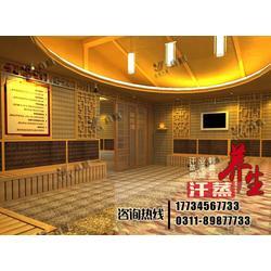 贵州托玛琳汗蒸房安装、韩量汗蒸房、托玛琳汗蒸房安装技巧图片