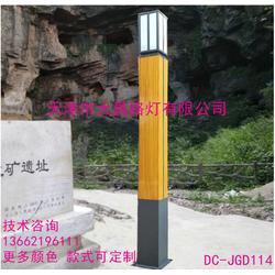 中式方形LED景观灯户外广场景观灯柱图片