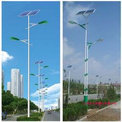太阳能A字臂双头道路灯生产商 一站式服务图片