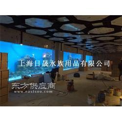专业大型水族工程 特大型亚克力鱼缸订做 海洋馆鱼缸 坚固美观图片