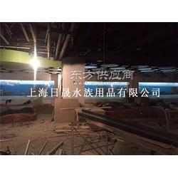 水族工程厂家 采用制作工艺 加工异型鱼缸图片