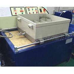 启隆全自动抛光打磨机-表面抛光离心式研磨机-离心式研磨机公司图片