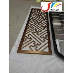 海南省不锈钢花格-中式不锈钢屏风(优质商家)四川不锈钢花格图片