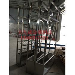 内蒙古不锈钢展示架-展示柜-钛金不锈钢展示架图片