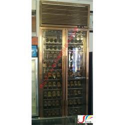 不锈钢酒柜,不锈钢酒柜,不锈钢酒柜制作(查看)图片