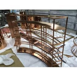 定制钛金不锈钢展示架,不锈钢展示架,不锈钢展示架厂家(查看)图片
