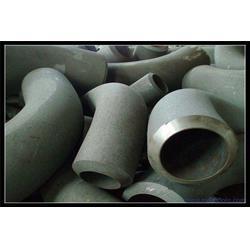 45°300碳钢冲压弯头厂家供,盐城碳钢冲压弯头,展鹏管件图片