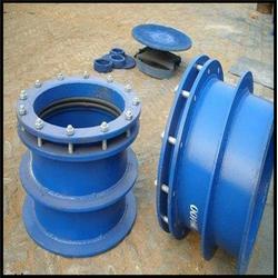 预埋50不锈钢柔性防水套管河北不锈钢柔性防水套管展鹏管件图片