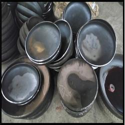 文昌封头管帽、展鹏厂家报价、不锈钢DN600封头管帽供应商图片
