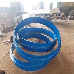仙桃刚性防水套管、喷刷防腐漆钢制刚性防水套管、展鹏管件图片