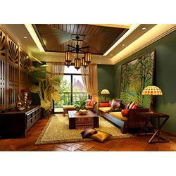 金诺装饰(图)、花都家庭装修东南亚案例、花都家庭装修图片