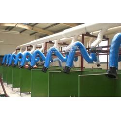 万向柔性旋转吸气臂 B2级阻燃管 东方浩誉 厂家直销 机械臂图片