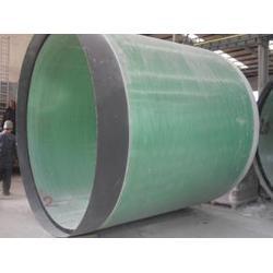 玻璃钢夹砂管道|优质玻璃钢顶管|广西玻璃钢顶管图片