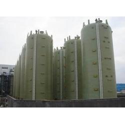 酸雾玻璃钢净化塔,玻璃钢除雾器,广州玻璃钢净化塔图片