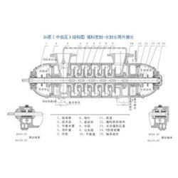 40lg12-15x3立式多级泵潍坊多级泵程跃泵业多级泵厂家图片