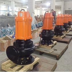潜水渣浆泵厂子-潜水排污泵图片