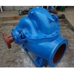 荆州大流量单级双吸泵_程跃泵业双吸泵_大流量单级双吸泵图片