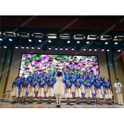 铝合金合唱台固定台阶学校大合唱图片