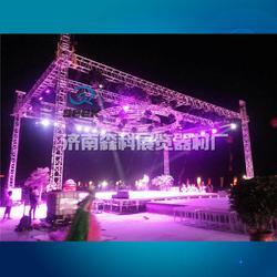 大型铝架舞台架子灯光桁架演唱会架子桁架规格图片
