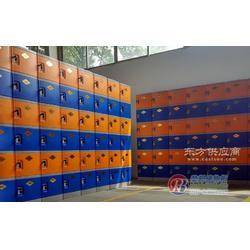 六门更衣柜洗浴中心更衣柜供货商图片