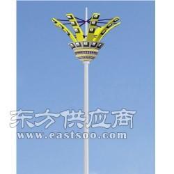 30米电动升降式高杆灯 30米高杆灯 30米自动升降式高杆灯图片