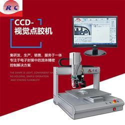 日成精密仪器(图)_CCD视觉点胶机作用_CCD视觉点胶机图片