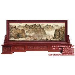 山东仿古门窗,恒通仿古久负盛名,仿古门窗生产厂家图片