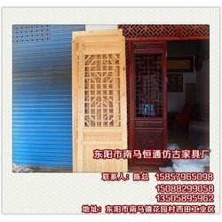 仿古门窗找哪家、江西仿古门窗、恒通仿古*保质保量(查看)图片